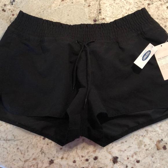 73705e1ebb Old Navy Swim | Nwt Black Upf 50 Board Shorts Size M | Poshmark